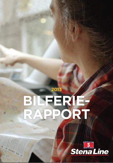 Stena Lines Bilferieundersøkelse: Svenskene mer på villspor enn nordmenn