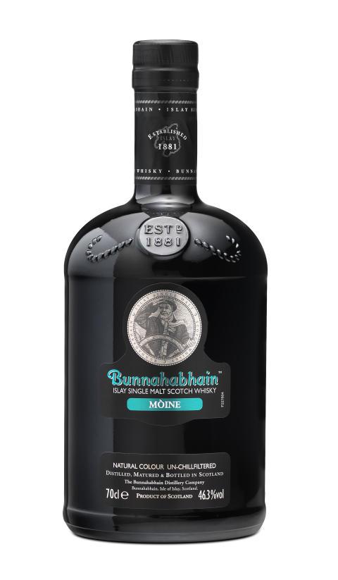 Bunnahabhain Moine- Nyhet i whiskysortimentet 1 september!