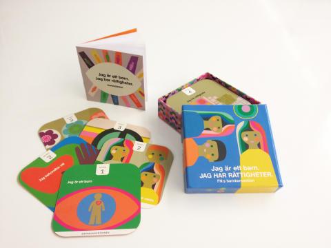 Barns mänskliga rättigheter i fokus - lansering av ett nytt utbildningsmaterial