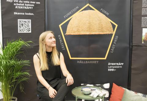 Grön innovation bland examensprojekt på Högskolan i Halmstad