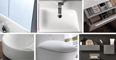 Ett varumärke bakom och framför väggen: Geberit lanserar sina första badrumsserier i Sverige