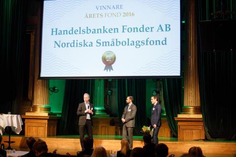 Handelsbanken Nordiska Småbolagsfond