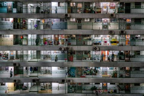 Life in Macau