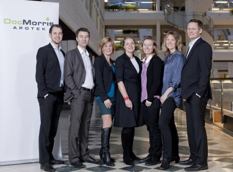 DocMorris Apotek rekryterar erfaren ledningsgrupp