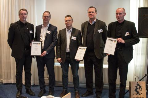 Här är pristagarna i Green Innovation Contest 2015