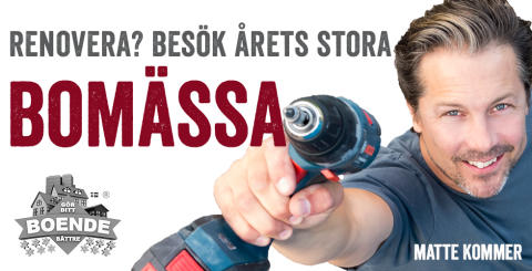 Premiär för ny bomässa i Karlstad