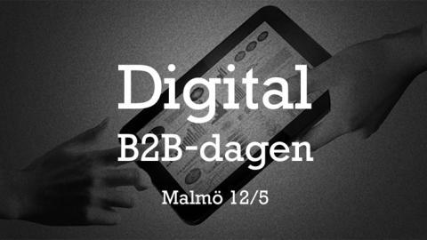 Mød Shobr på Digital B2B-dagen