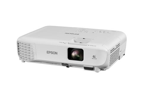 Epson Launches New Multi-Functional EB-05/40 Series Projectors