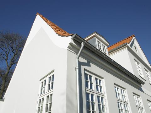 Et sundt hus - er et radonsikret hus