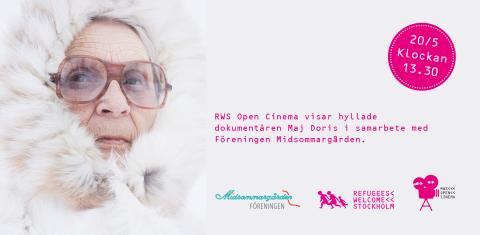 Välkommen på filmvisning av dokumentären Maj Doris!