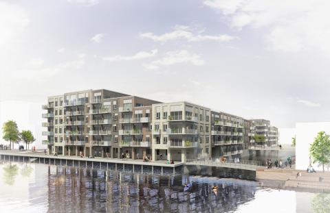 Heimstaden köper nyproduktionsprojekt i Köpenhamn