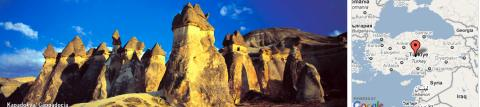 Kappadokien, cappadoccia 3