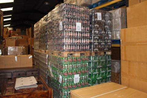Tax fraud brothers jailed for  £3.6m alcohol scam
