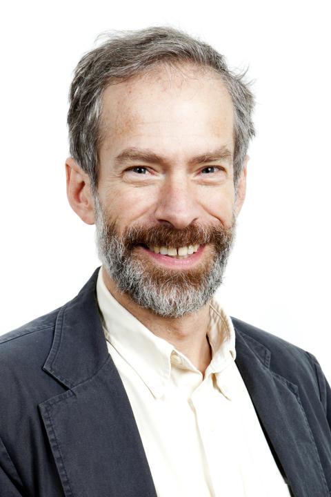 Kevin Bishop, vicerektor för SLU med ansvar för fortlöpande miljöanalys