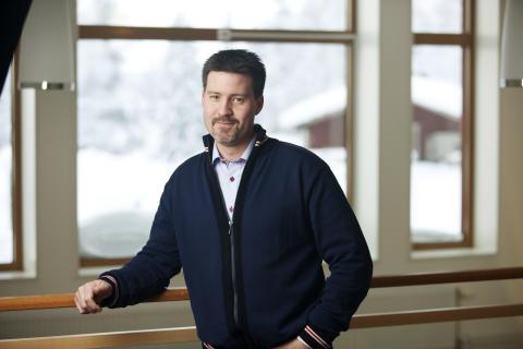 Jens Wikström, platschef Kroksjön