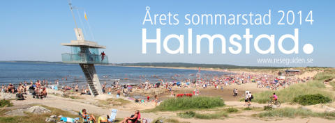 Halmstad – årets sommarstad 2014
