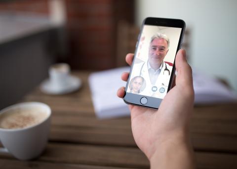 GHP lanserar två digitala pilotprojekt