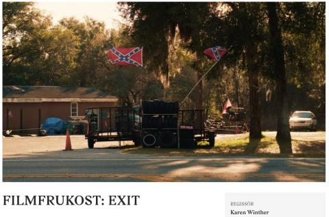 Visning av EXIT - Leaving Extremism Behind