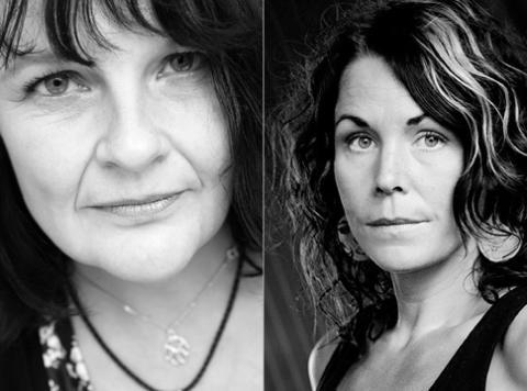 Dagens sommarpratare Maria Sveland och Maria Küchen till Sigtuna Litteraturfestival
