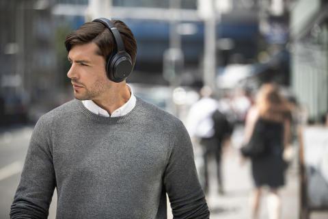 Sony introduceert de WH-1000XM3 draadloze noise cancelling headphone