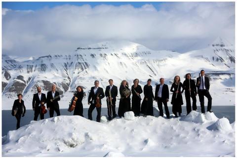 sinfoniettaen ute svalbard – Kopi