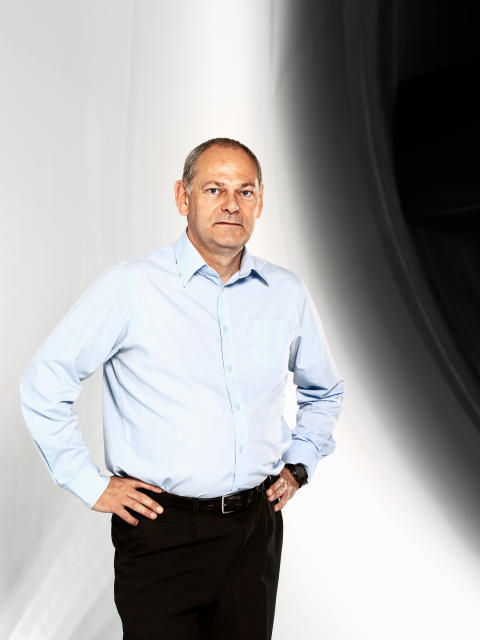 Tim Walker. Volvo Cars Aerodynamics Technical Specialist