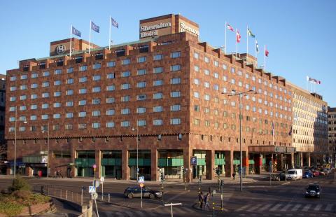 Tempest Security utökar sin leverans till Sheraton Hotell Stockholm