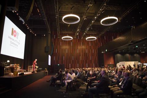 Internet of Things konferens lockar världstalare till Malmö