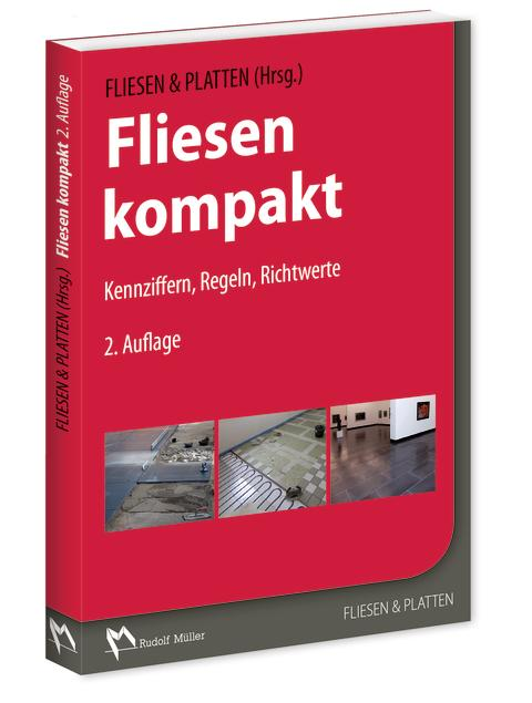 Fliesen kompakt, 2 Auflage (3D/tif)