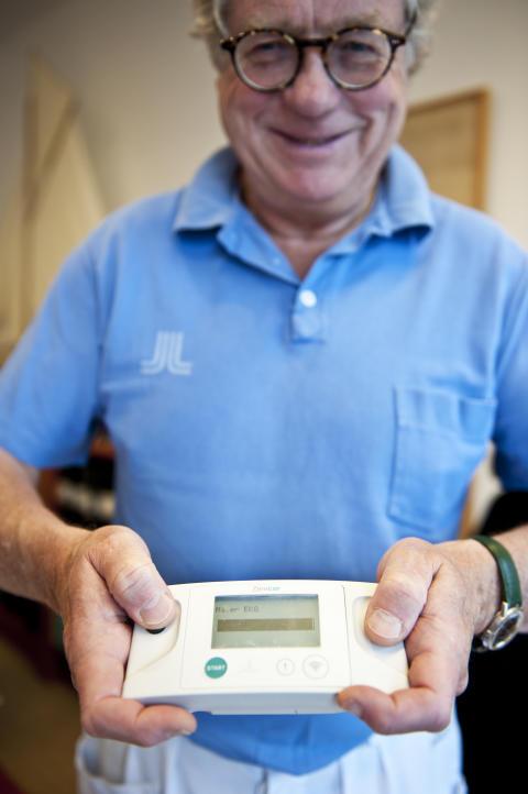 SvD, SR och SVT rapporterar om hur stroke kan förebyggas med screening, vinnvårdprojektet Flip i media
