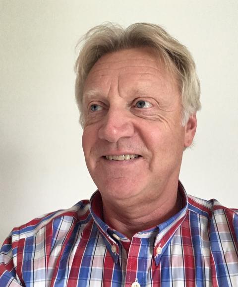 Bild på Staffan Jeppsson, konsult inom mindfulness