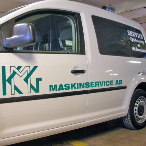 Bildekor Maskin service