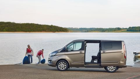 Der neue Ford Tourneo Custom