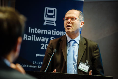 Director General of UNIFE to discuss the digital railway at International Railway Summit