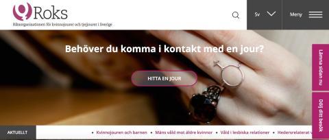 Roks inleder det nya året med ny webb!