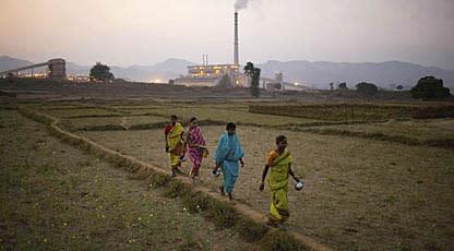 ActionAid kräver att AP-fonderna säljer sitt innehav i gruvbolaget Vedanta
