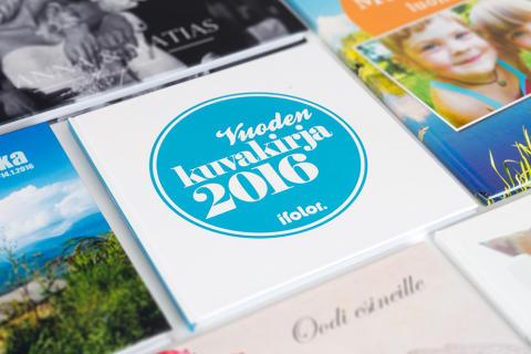 Ifolorin Vuoden kuvakirja 2016 -kilpailu käynnistyy - pääpalkintona 1 000 euron matkalahjakortti
