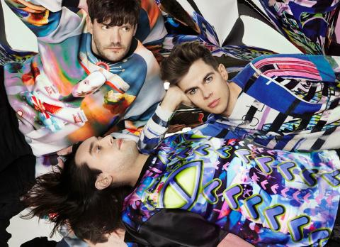 KLAXONS NEW SINGLE - 'THERE IS NO OTHER TIME'