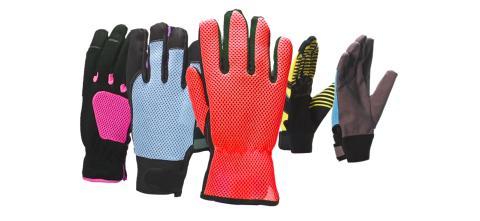 Skapa profilerade handskar med din egen logga i tre enkla steg