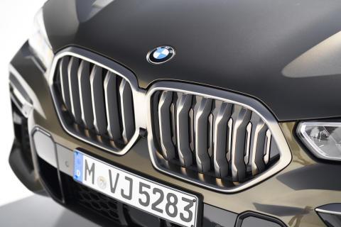Uusi BMW X6, kuva 7