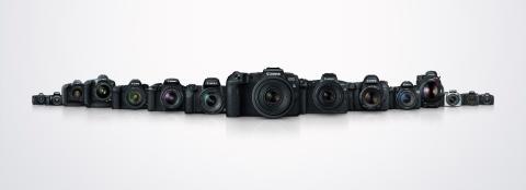Canon celebrates production of 100 million EOS-series interchangeable-lens cameras