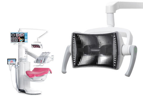 Planmeca announces new dental operating light