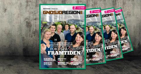 Vårens Industrimagasin från Gnosjöregionen är här! Tema: Plast