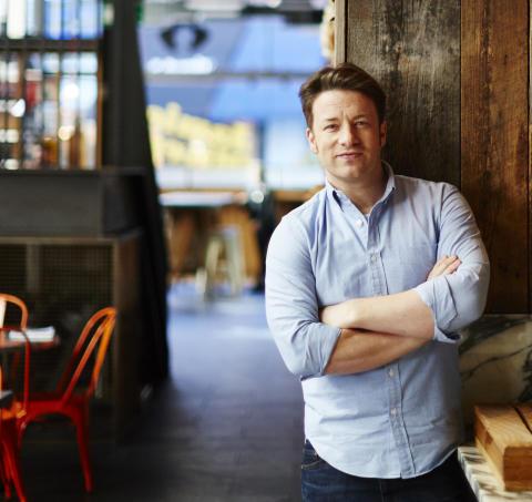 Presseinvitasjon: Bli med på åpningen av Jamie Olivers nye restaurantkonsept på nye Avinor Oslo lufthavn
