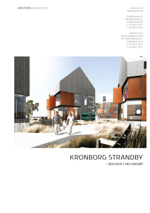 Kronborg Strandby - Fakta