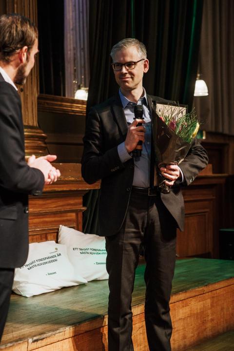 Årets Nykomling 2017 - Lannebo Fonder Europa Småbolag