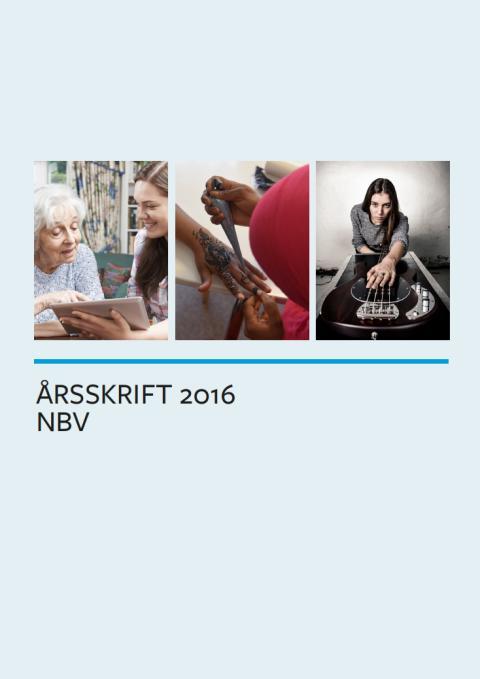 NBV Årsskrift 2016