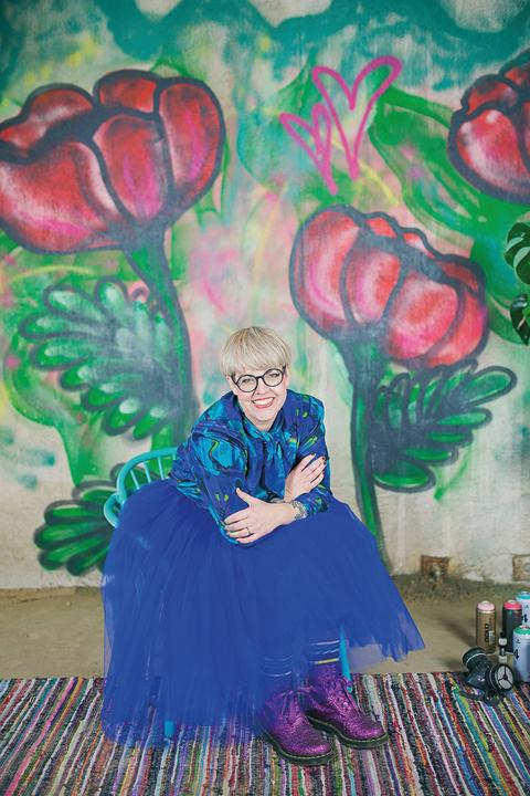 Porträttbild Caroline Malmsjö CMYK