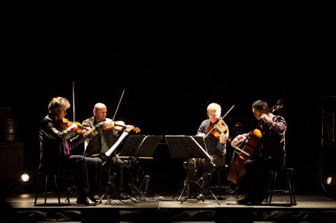 The Kronos Quartet, Uppsala International Sacred Music Festival 2012