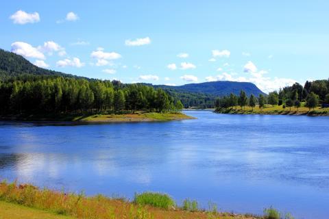 Ångermanälven, Betarsjön eller småsjöar bjuder på möjligheter för besöksnäringen att växa.